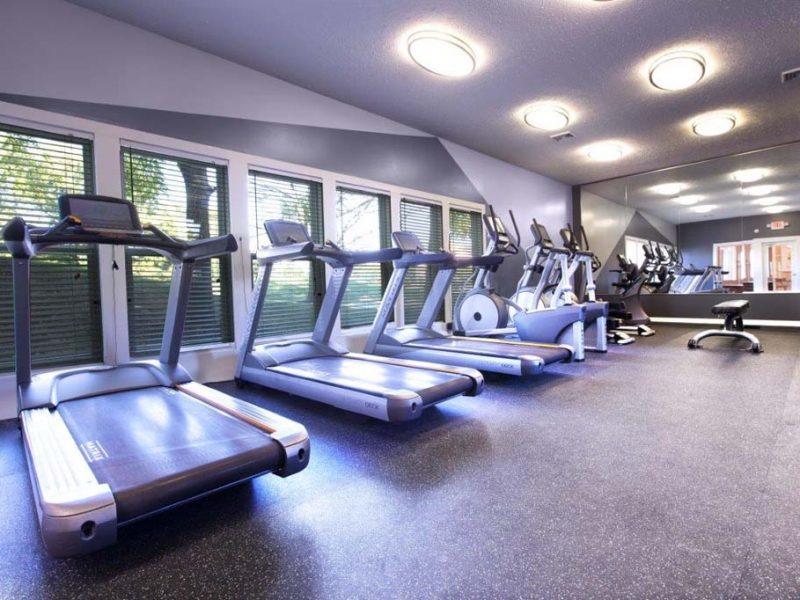 TGM Autumn Woods Apartments Fitness Gym 2