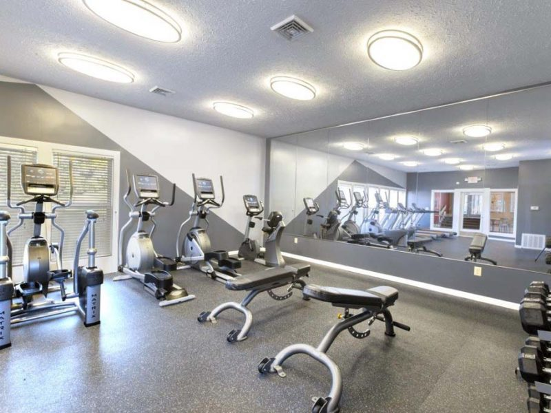 TGM Autumn Woods Apartments Fitness Gym 3
