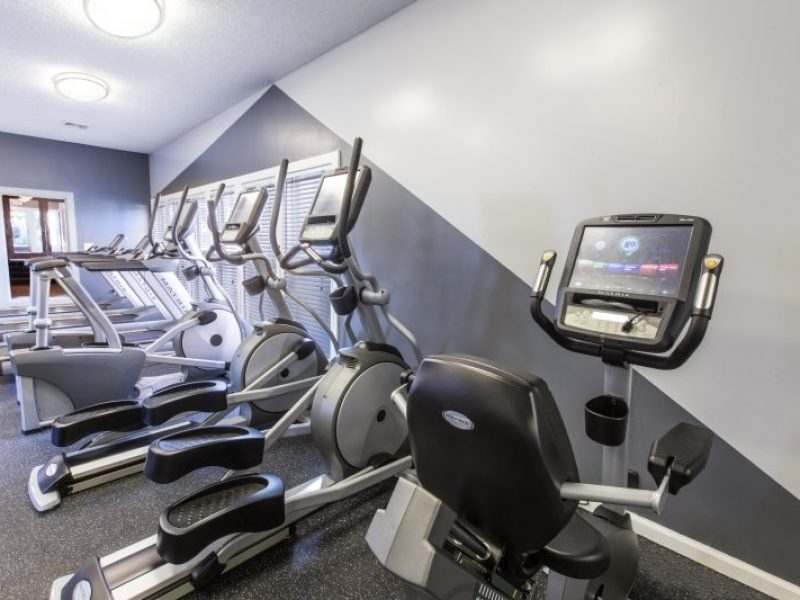 TGM Autumn Woods Apartments Fitness Gym 5