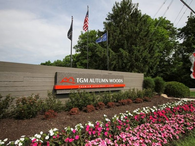 TGM Autumn Woods Apartments Gateway